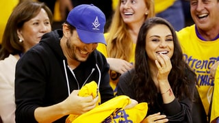 Mila Kunis and Ashton Kutcher Bought Their Wedding Bands on Etsy for $190