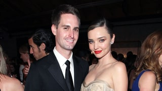 Miranda Kerr Was a Blushing Bridesmaid at Her Brother's Wedding