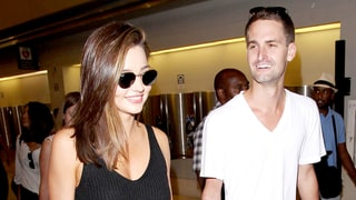 Miranda Kerr Says Boyfriend Evan Spiegel, 25, 'Acts Like He's 50': 'I've Got the Best of Both Worlds!'