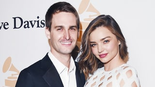 Miranda Kerr Engaged to Snapchat Founder Evan Spiegel After a Year of Dating: See Her Ring!