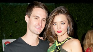 Miranda Kerr Hints That She and Her Fiance, Evan Spiegel, Are Waiting Until Marriage for Sex
