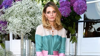 Mischa Barton's Colorful Striped Dress: Love It or Hate It?