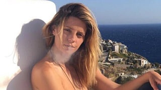 Mischa Barton Censors Her Own Racy, Topless Instagram Photo