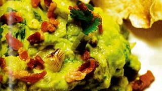 Authentic Guacamole from Rick Bayless