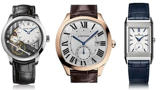 12 Watches That Prove