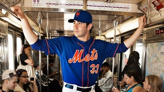 How's This for Foreshadowing? Revisiting Our 2013 Matt Harvey Profile