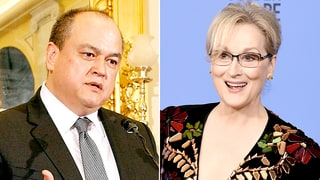 MMA Boss Invites Meryl Streep to a Fight After 2017 Golden Globes Dis