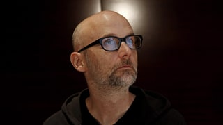 Moby Previews Upcoming LP With New Wave Song