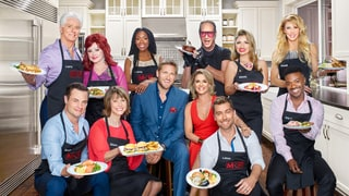 'My Kitchen Rules' Premiere Recap: Ray J Jokes About Kim Kardashian Sex Tape, Brandi Glanville Fights With Brandy Norwood