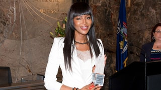 Naomi Campbell Styled the White Suit Spring Trend as Only She Could