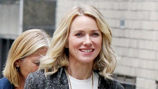 Naomi Watts Is All Smiles on Set Amid Liev Schreiber Split Announcement: See Their Recent Instagram Pics Together