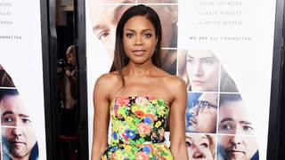 Naomie Harris' Electric Blue Eyeliner Is Mesmerizing