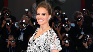 Natalie Portman Is Glamour Personified in This Jackie-Worthy Dress
