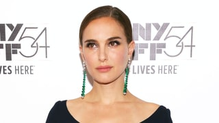 Pregnant Natalie Portman's Latest Red Carpet Style Is All About the Earrings