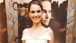 Natalie Portman Dazzles in Embellished Dress on the Red Carpet