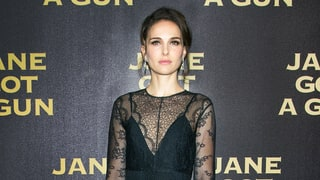 Natalie Portman Stuns in Romantic Gown on the Red Carpet
