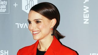 Natalie Portman Hops on the Blunt Ponytail Trend: Find Out How to Create the Style!