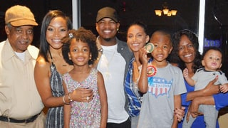Ne-Yo and Ex Monyetta Shaw Throw Joint 'Blended Family' Birthday Party for Their Kids