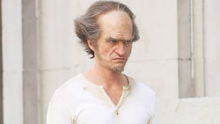 Neil Patrick Harris Looks Unrecognizable as Count Olaf on the Set of 'A Series of Unfortunate Events'