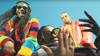 Watch D.R.A.M.'s Surreal 'Gilligan' Video With A$AP Rocky, Juicy J