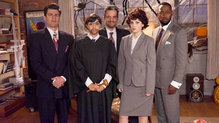 Cast of New Girl, The People v. O.J. Simpson