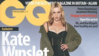 Kate Winslet's Leg Loss