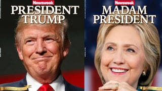 'Newsweek' Recalls Premature Hillary Clinton Issues After Donald Trump's Shocking Win