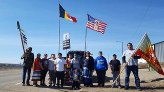 Montana Tribes Fight Keystone XL Pipeline, Revived by Trump