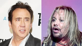 Nicolas Cage Gets Into a Physical Brawl With Motley Crue's Vince Neil After Rocker Allegedly Attacks Fan