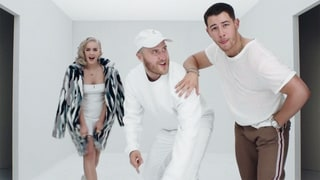 Watch Nick Jonas, Mike Posner's Playful 'Remember I Told You' Video