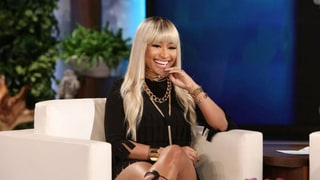 Nicki Minaj Denies Engagement, Tells Ellen Her Next Ring Will Be the Big One