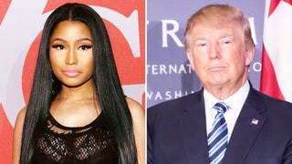 Nicki Minaj Slams Donald Trump's Immigration Policy in New Song 'Black Barbies'
