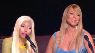 Nicki Minaj and Mariah Carey