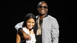 Nicki Minaj and Meek Mill Not Engaged, Look to Beyonce and Jay Z for Relationship Advice