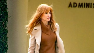 Nicole Kidman Returns to Her Long Red Hair While Filming With Reese Witherspoon, Shailene Woodley