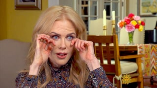 Nicole Kidman Tears Up Talking About Being an Older Mom: 'I Would Like to Be There'