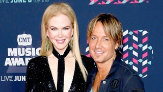 Keith Urban Celebrates 10-Year Anniversary With Nicole Kidman by FaceTiming Her on Stage in Boston