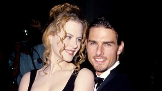 Nicole Kidman on Marrying Tom Cruise When She Was 'So Young': I Look Back Like, 'What?'