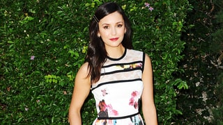 Take Notes From Nina Dobrev on Accessorizing Your Summer Dress for Fall