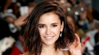 Nina Dobrev Chops Her Signature Long Hair Into a Lob