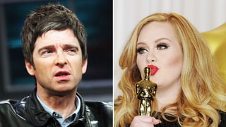 "Noel Gallagher Disses Adele: She Makes Music ""For F--king Grannies"