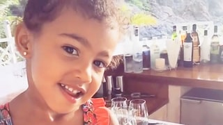 North West Promises to Stay Little on Her 3rd Birthday: Watch the Cute Video!