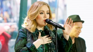 Adele Belts New Song