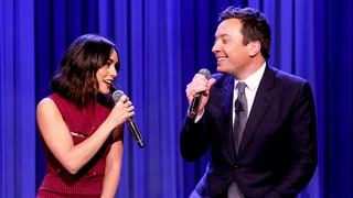 Vanessa Hudgens and Jimmy Fallon Sing the 'Friends' Theme Song in the Duet You Didn't Know You Needed