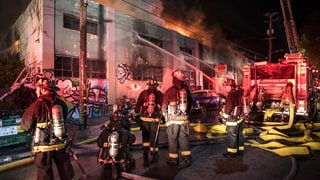 At Least 36 People Killed in Fire at Oakland Warehouse Party