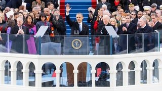 Presidential Inaugurations Throughout History: Take a Look Back at Barack Obama, George W. Bush, JFK and FDR's Swearing-In Ceremonies