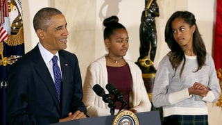 What President Barack Obama Said to His Daughters About the Election