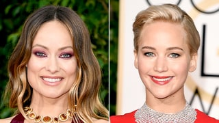 Ponytails, Lobs and Cherry Lips Topped the Red Carpet Beauty Trends at the Golden Globes 2016: Watch!