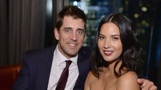 Olivia Munn Writes Touching Letter Thanking Green Bay Packers Fans for Supporting Aaron Rodgers