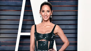 Olivia Munn Flashes Underboob at Oscars 2016 Afterparty